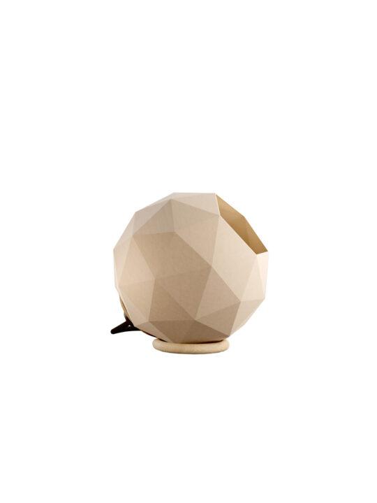 Polyluma Tischlampe Mono Table Holz DeisgnOrt Licht Leuchten Lampen Design