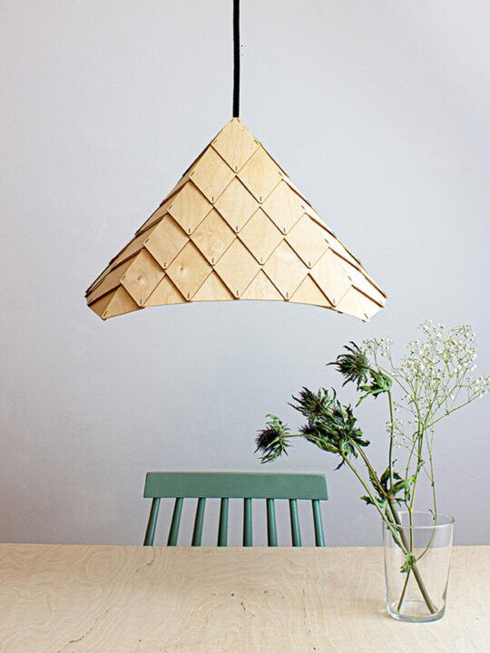 Annuk Holz Leuchte DesignOrt Onlineshop Maeru
