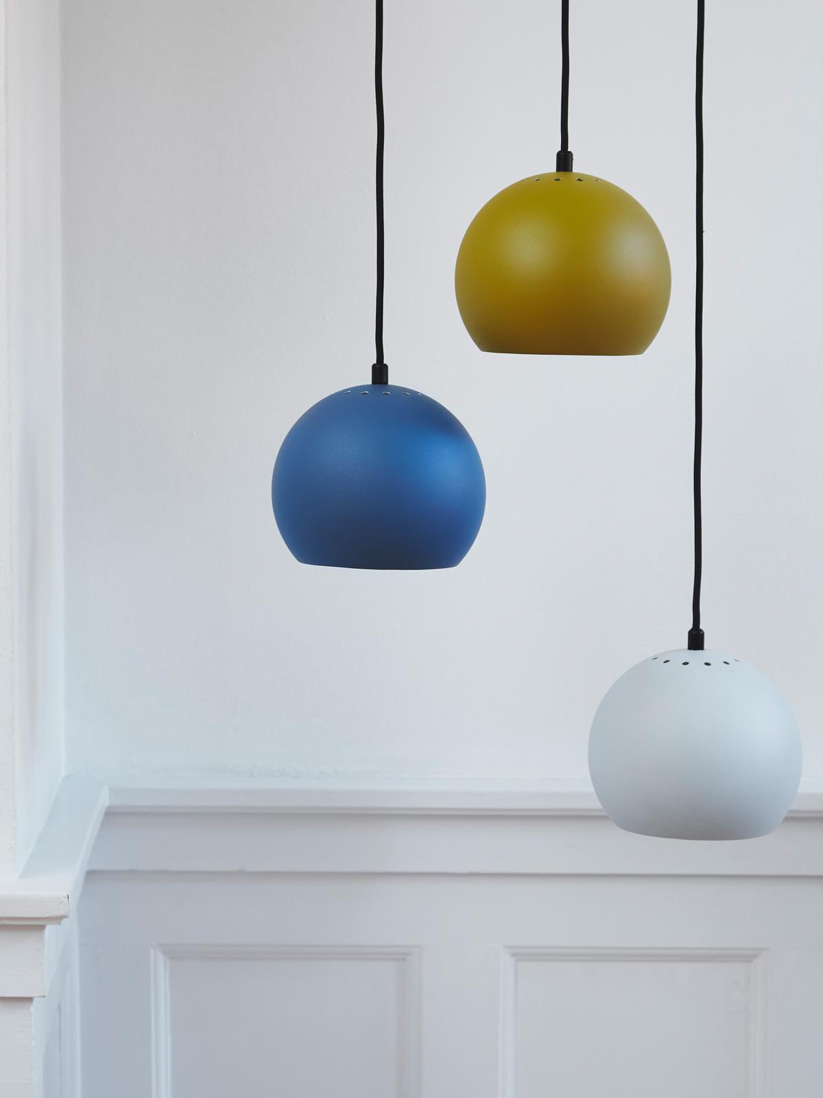 Ball Pendelleuchte Frandsen DesignOrt Lampen