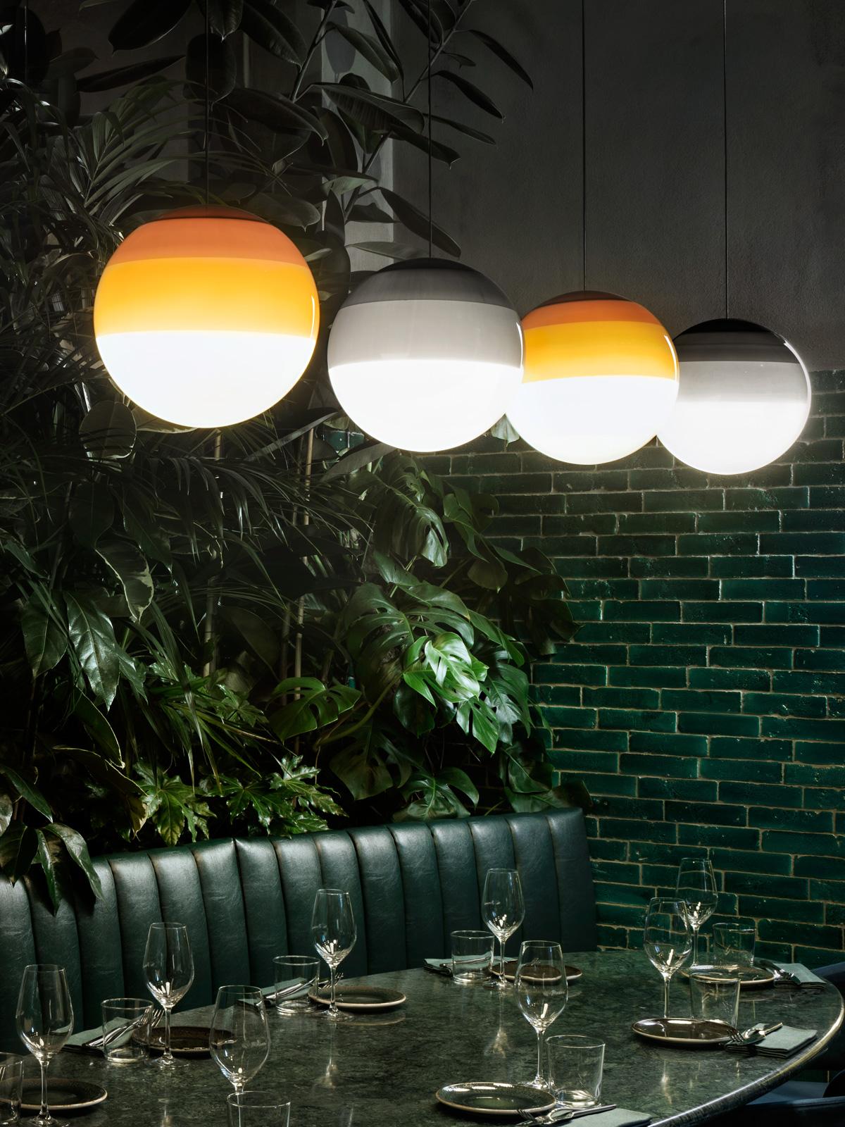 Dipping Light P Pendelleuchte Marset Glaslampe DesignOrt Onlineshop Leuchten