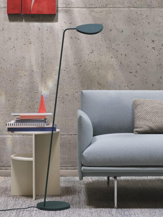 Leaf Floor Stehleuchte muuto DesignOrt Berlin Lampe