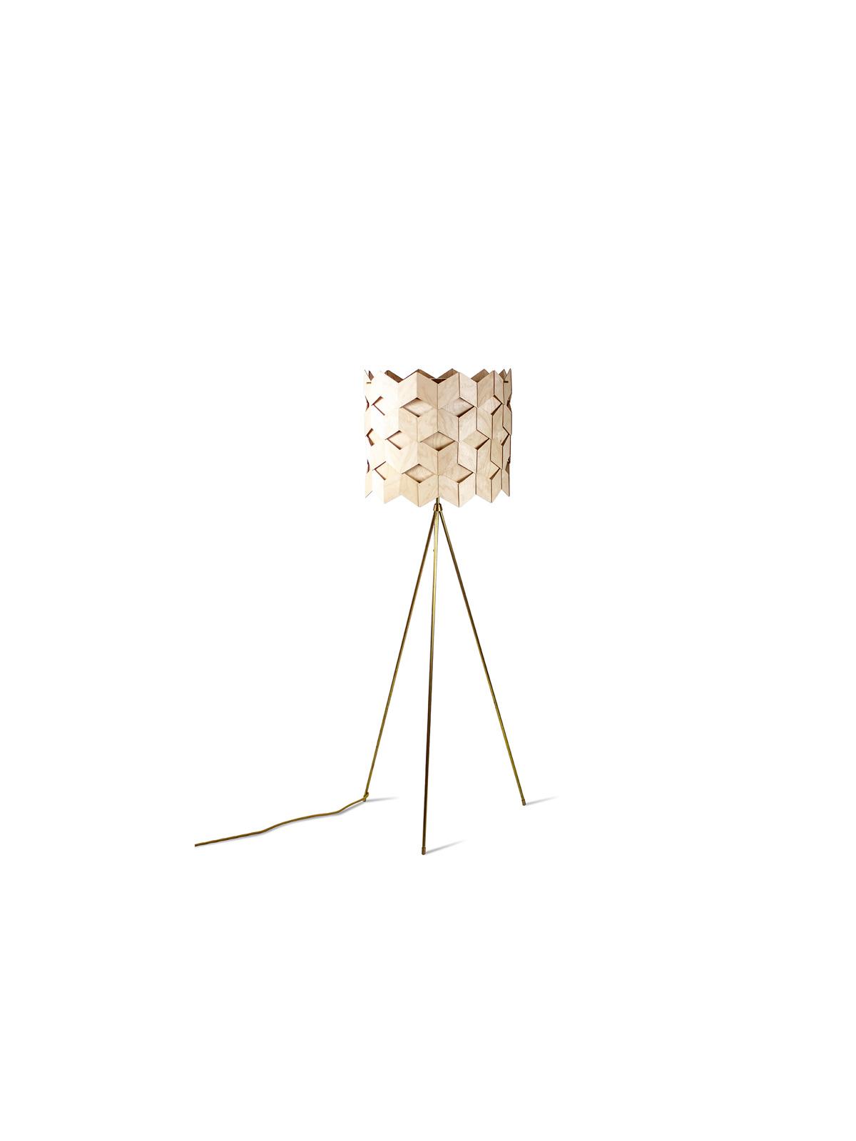 Maeru Rutuu Stehlampe Berlin Design DesignOrt Lampen