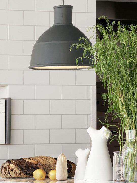 muuto Unfold moderne Industrieleuchte DesignOrt Berlin Onlineshop Lampen