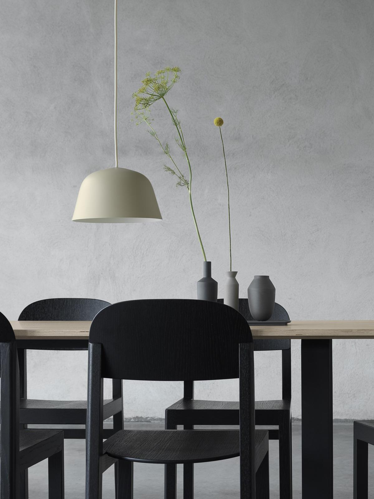 DesignOrt Blog: Die Designwelt von muuto Ambit muuto Pendelleuchte Designort Lampen