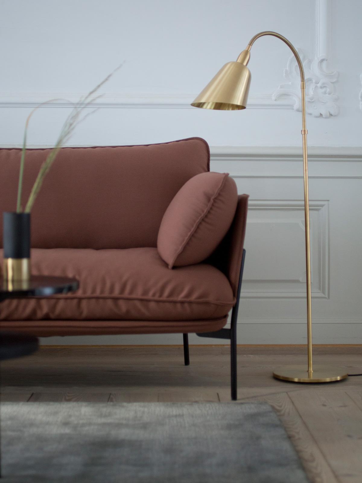 Bellevue AJ7 Stehleuchte &tradition DesignOrt Berlin Lampen Onlineshop