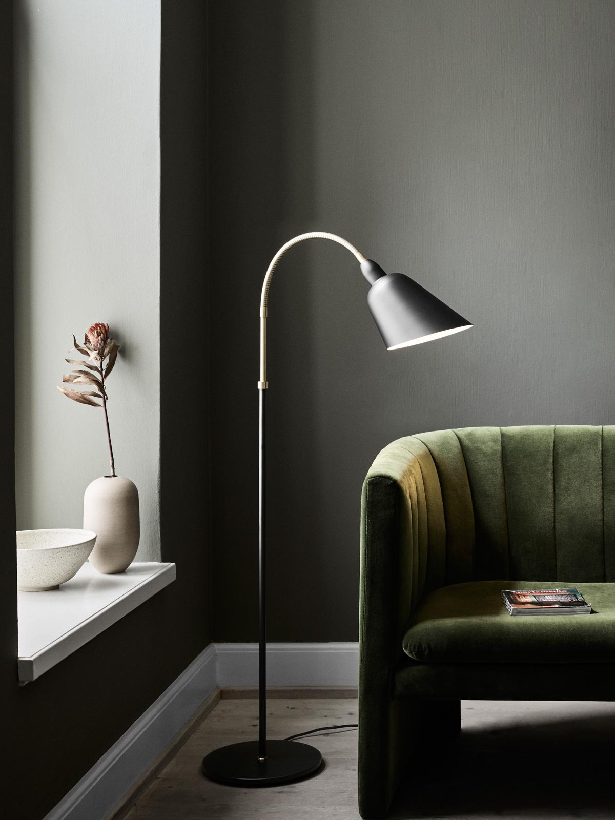 Beleuchtung für das Ferienhaus Bellevue AJ7 Stehleuchte &tradition DesignOrt Berlin Lampen Onlineshop