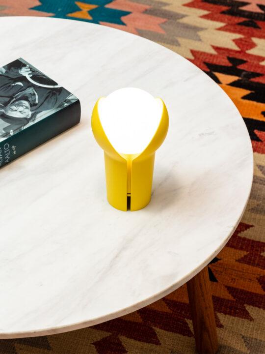Innermost bud tragbare LED Leuchte mit Akku Designort