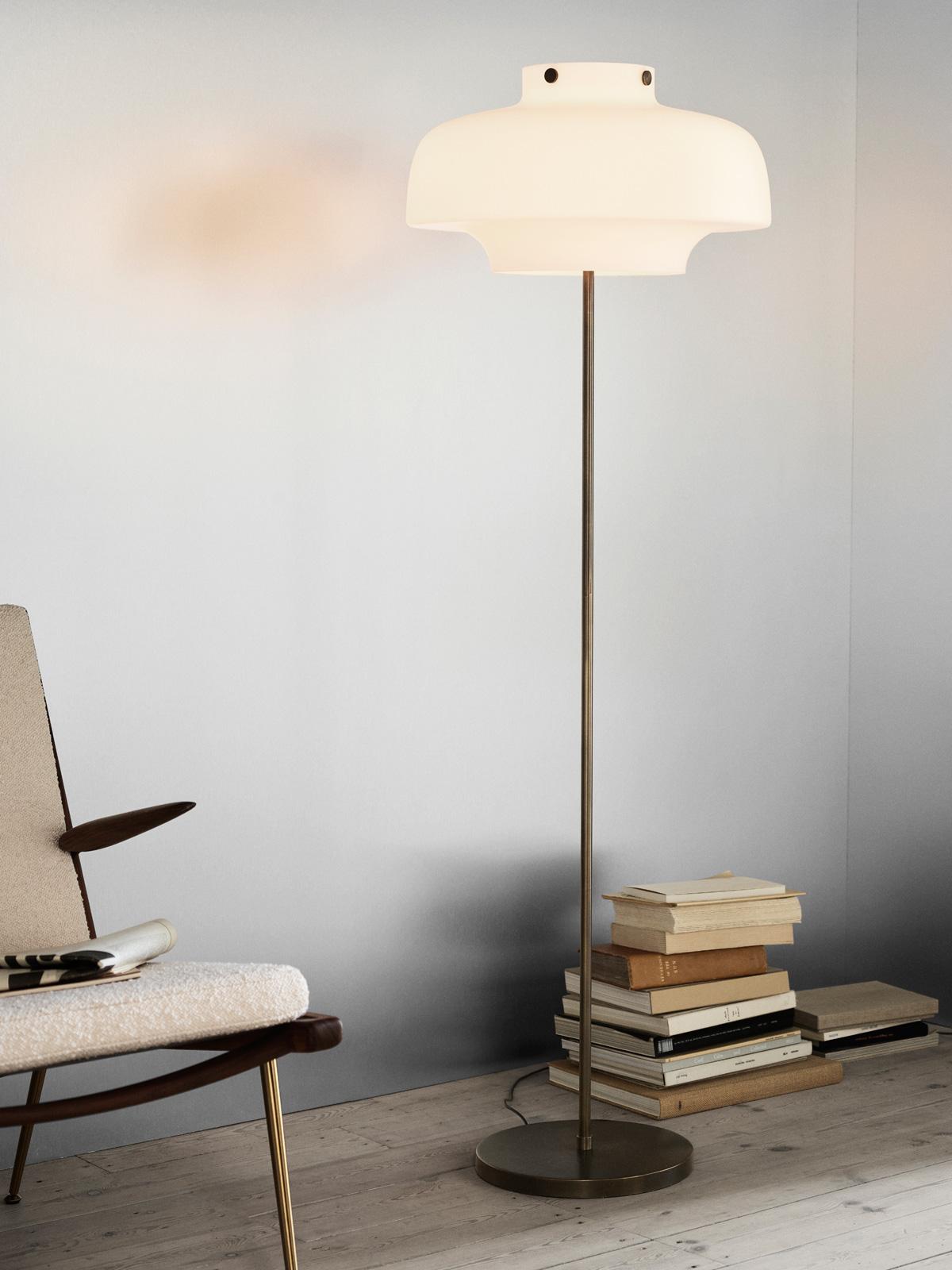 Copenhagen SC16 Stehleuchte &tradition DesignOrt Lampen Berlin