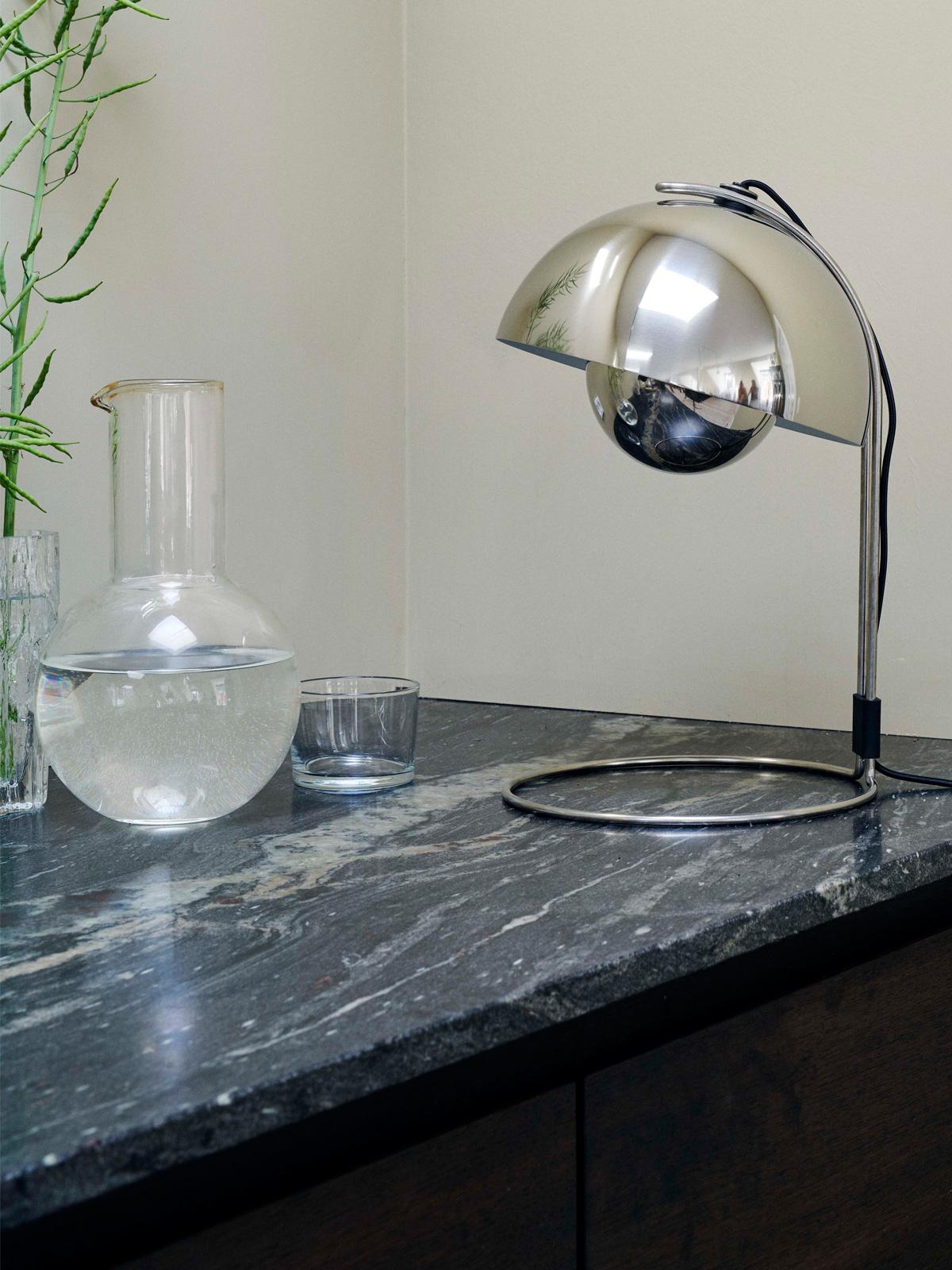 Flowerpot VP 4 &tradition Tischlampe Berlin Lampen DesignOrt