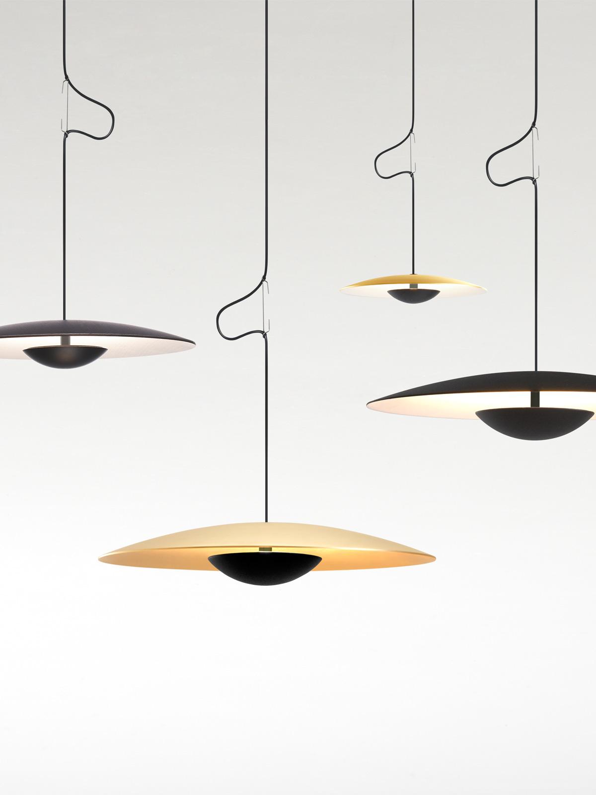 Marset Ginger Metall Lampe DesignOrt Onlineshop Leuchten Berlin
