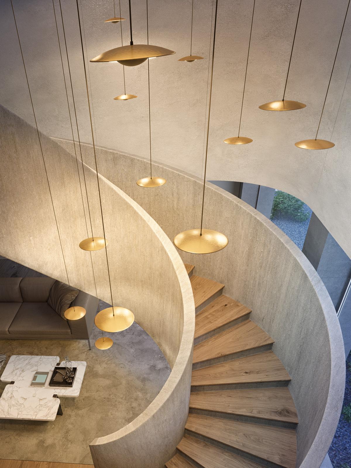 Die Besten Wohnideen im DesignOrt Blog: Marset Ginger Metall Lampe DesignOrt Onlineshop Leuchten Berlin