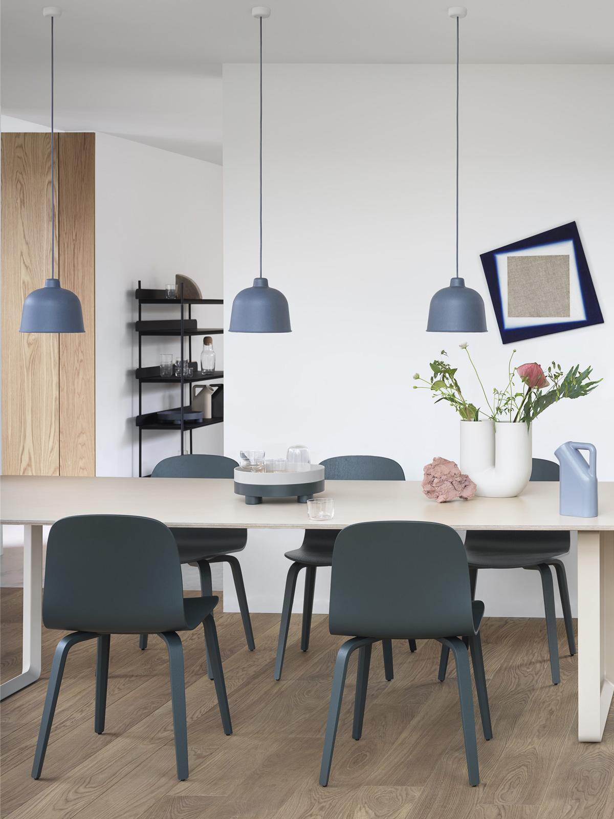 Grain nachhaltige Leuchten skandinavisch muuto DesignOrt Lampen Berlin