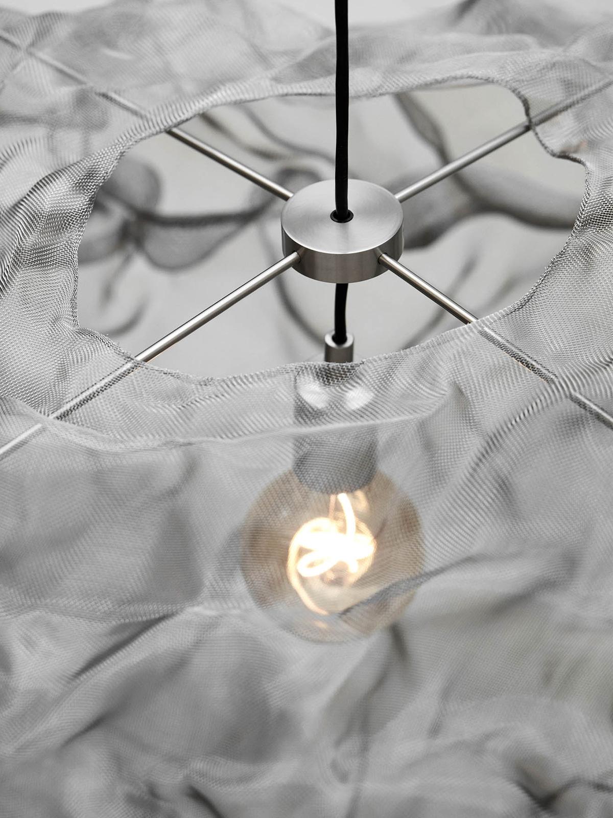 Heat Pendelleuchte Northern Lighting Silber oder Kupfer DesignOrt Onlineshop Lampen