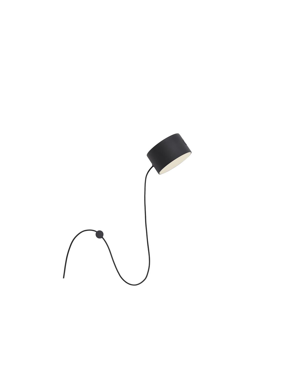 Post Lamp Wall muuto Wandleuchte DesignOrt Onlineshop Lampen Berlin