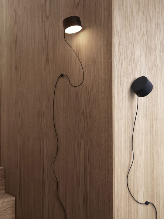 Post Wall Lamp muuto Wandleuchte DesignOrt Onlineshop Lampen Berlin