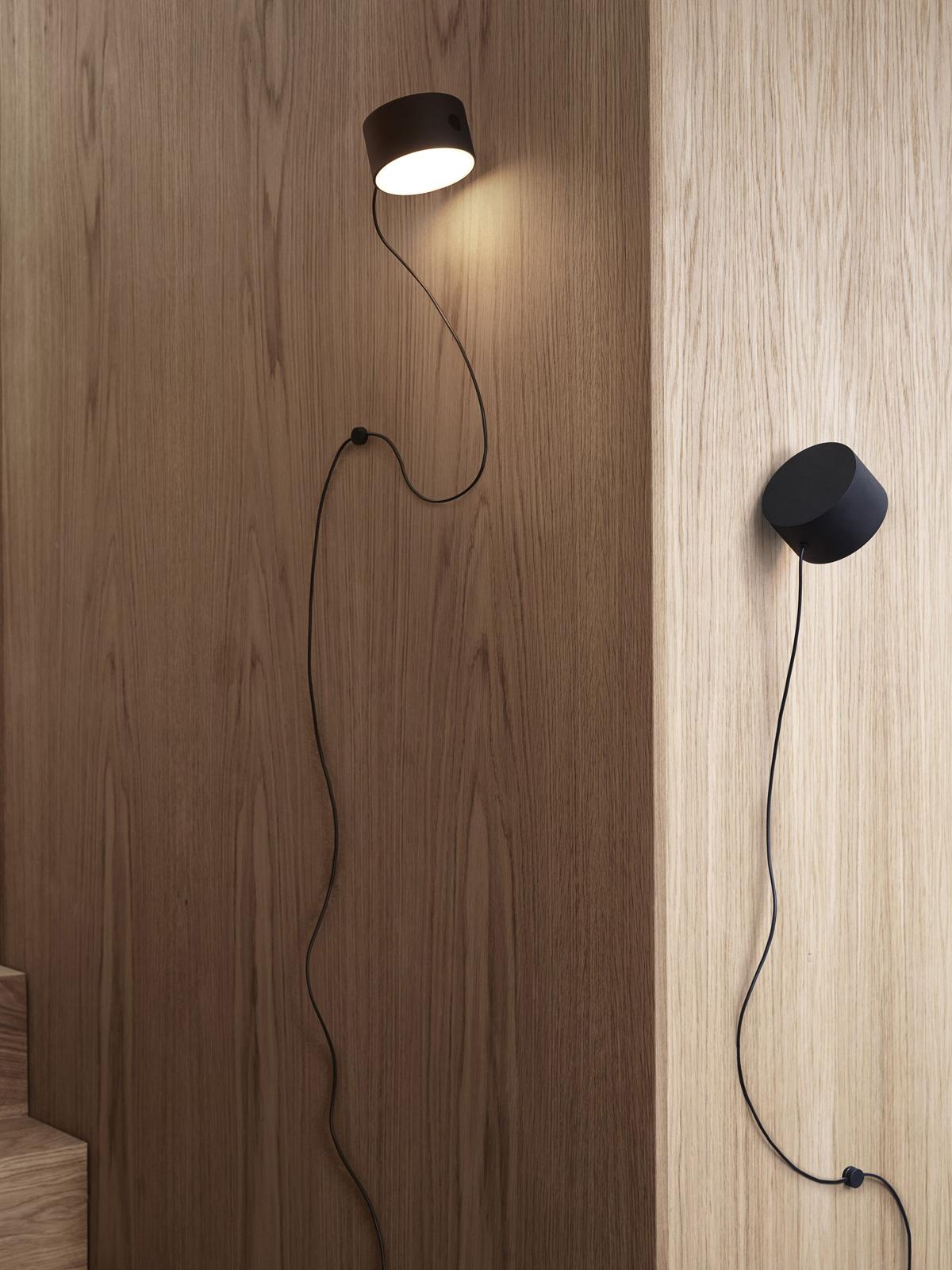 DesignOrt Blog: Post Wall Lamp Wandleuchte DesignOrt Onlineshop Lampen Berlin