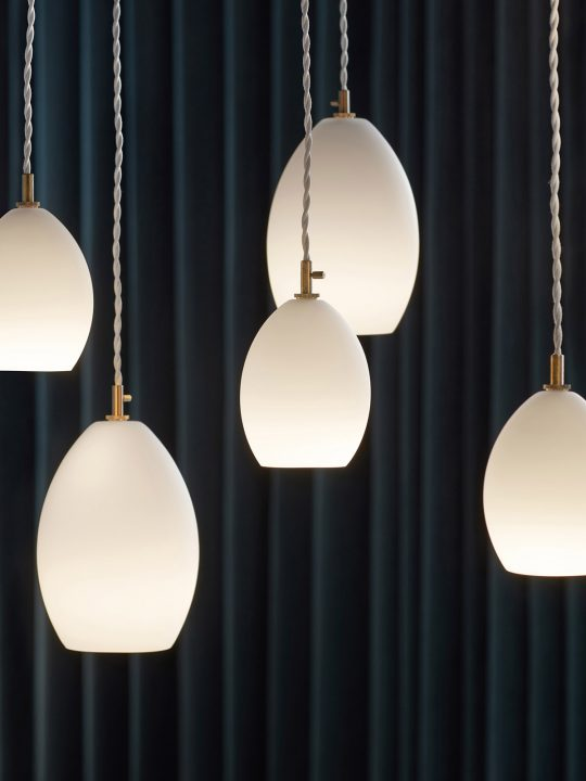 Unika White Glasleuchte Designort Lampen Onlineshop Berlin