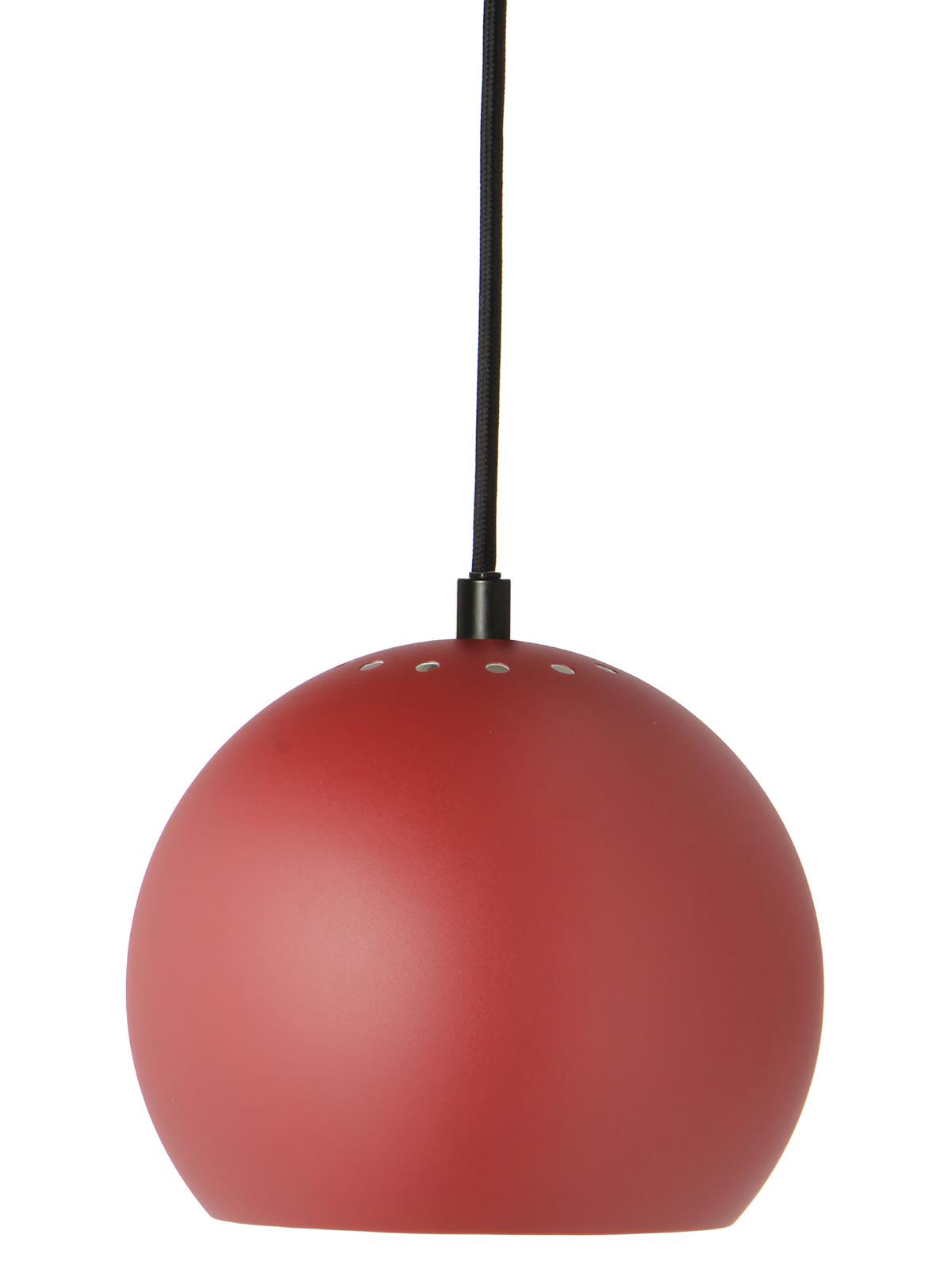 Ball Rostrot Frandsen