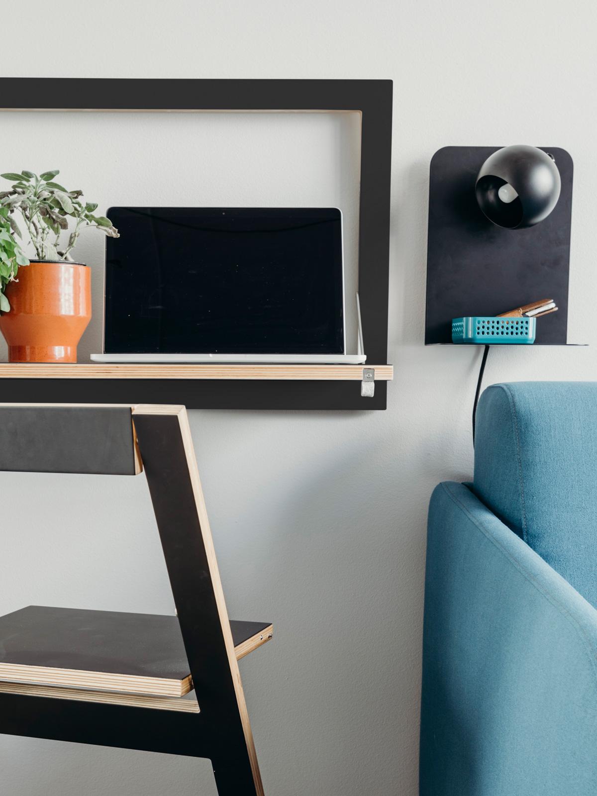 Ball USB Frandsen mit Ablage und Ladefunktion