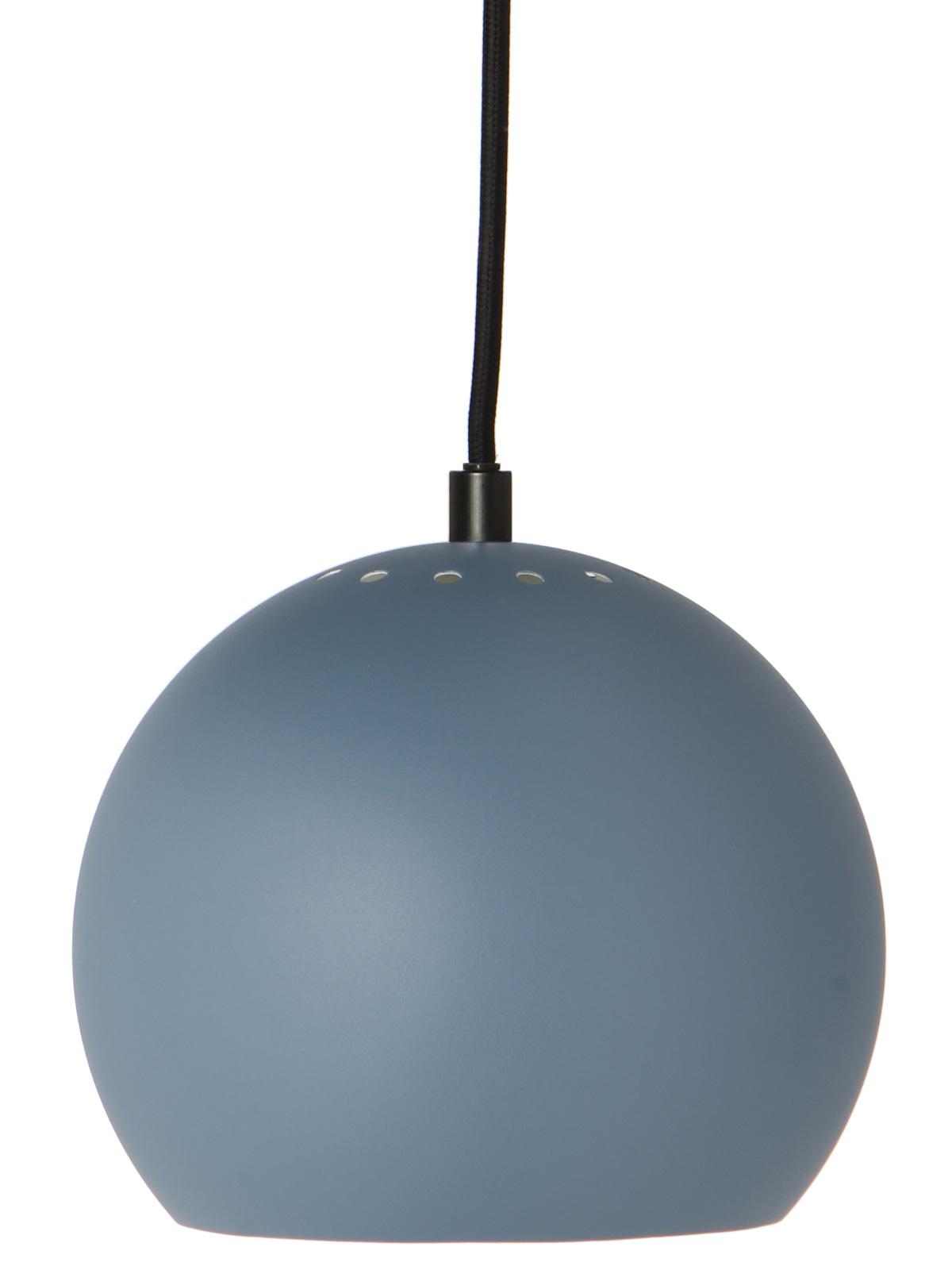 Ball Frandsen Staubblau