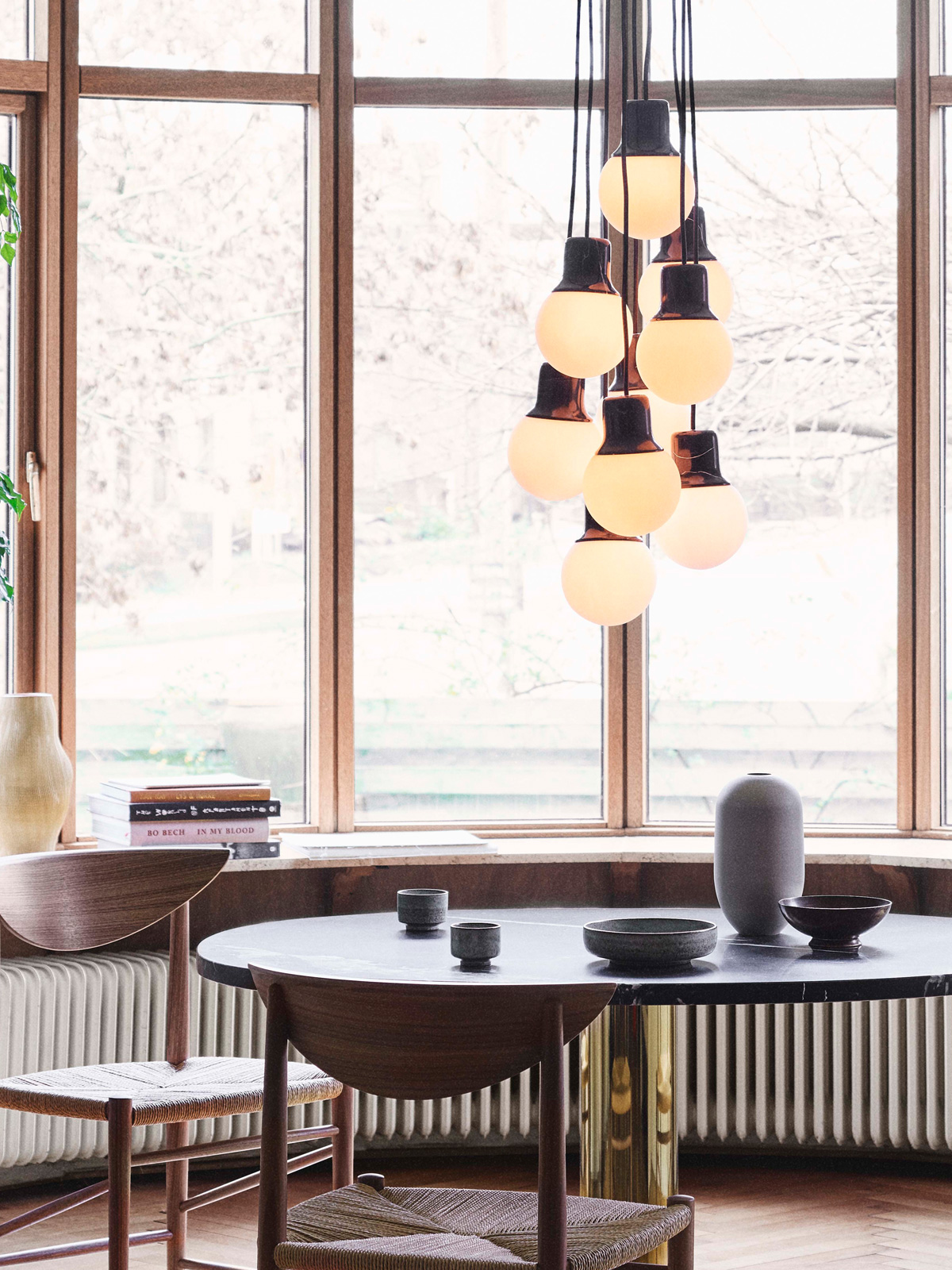 Mass Light NA6 Marmor Glas Leuchte &tradition DesignOrt Berlin