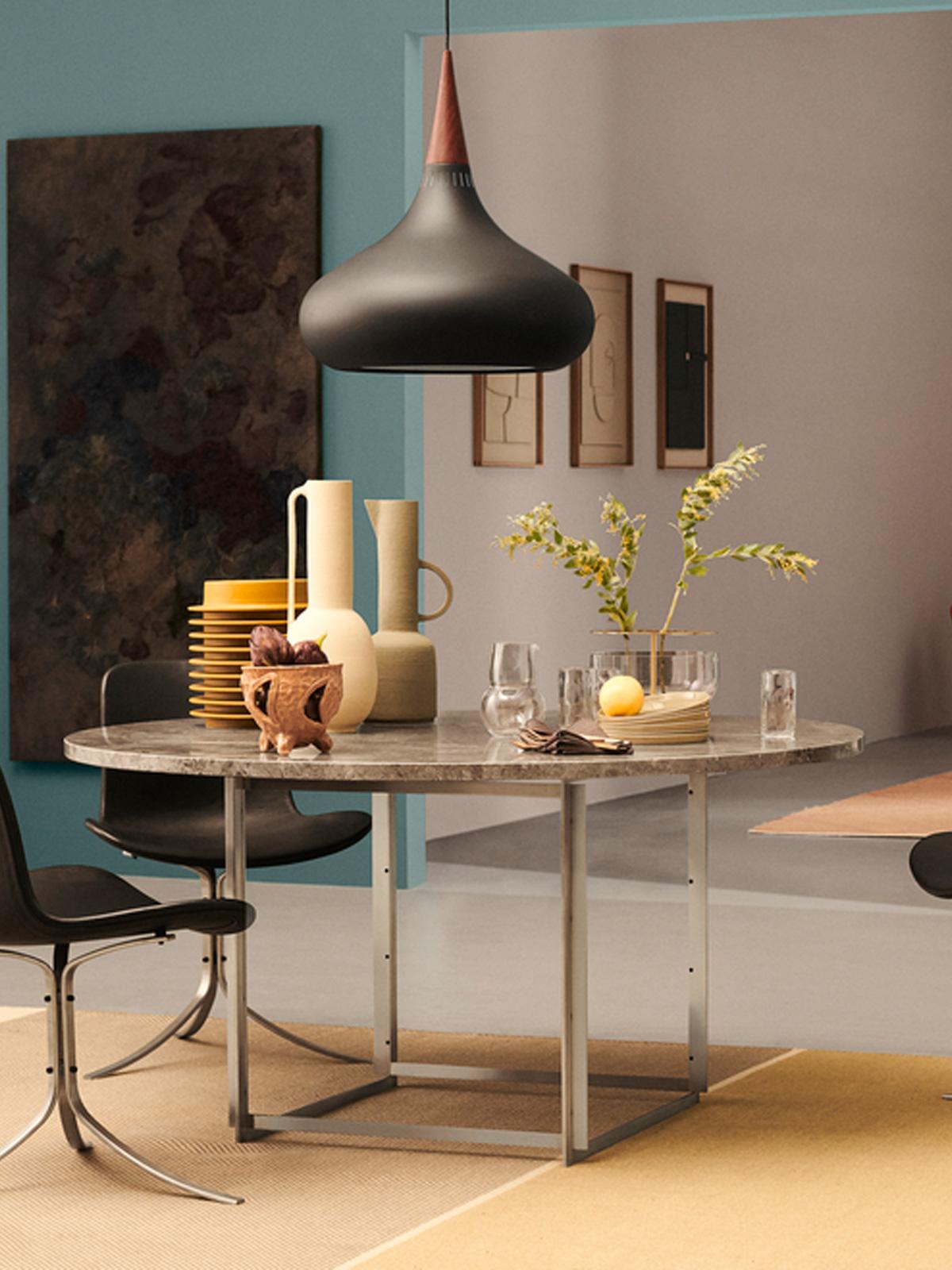 DesignOrt Blog: Designer im Portrait Jo Hammerborg Orient Black Fritz Hansen Designort
