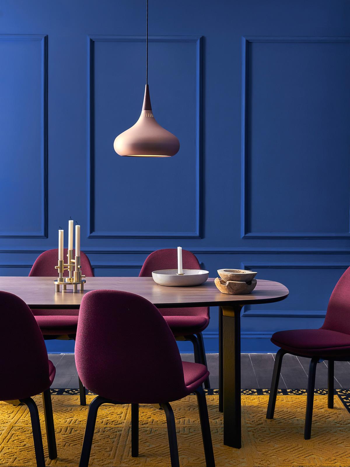 DesignOrt Blog: Best of nordische Designer Orient in Kupfer von Jo Hammerborg Lightyears