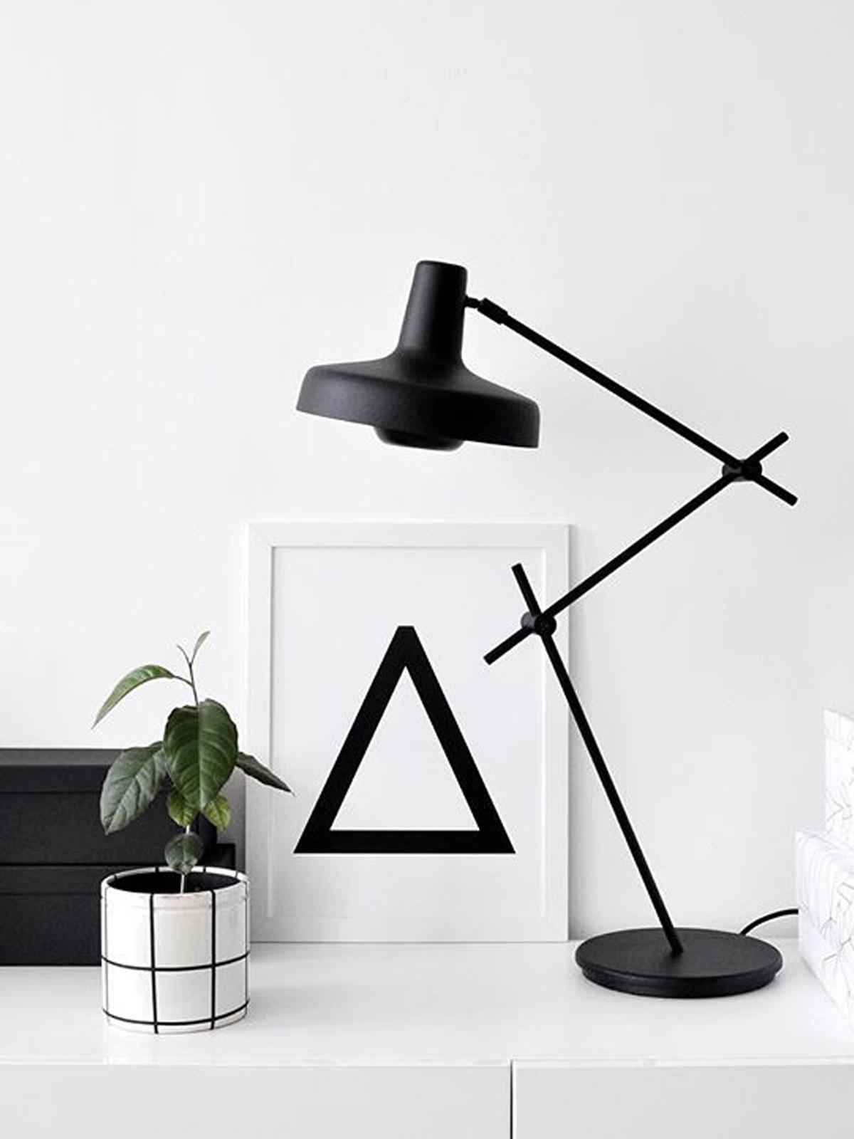 DesignOrt Blog: Schreibtischlampen Arigato T AR-T Grupa DesignOrt