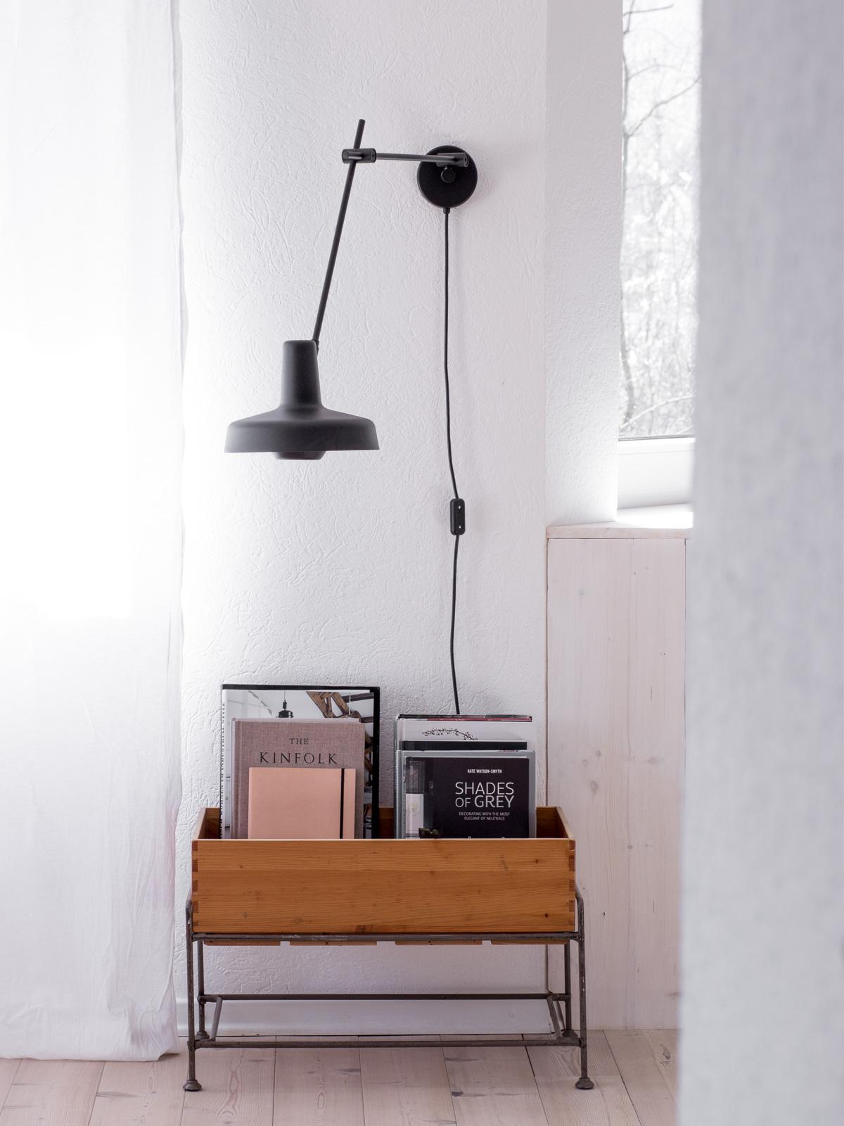 DesignOrt Blog: Eine Lampenfamilie stellt sich vor AR-W Arigato Wall Designerleuchten & Lampen für die Ferienwohnung
