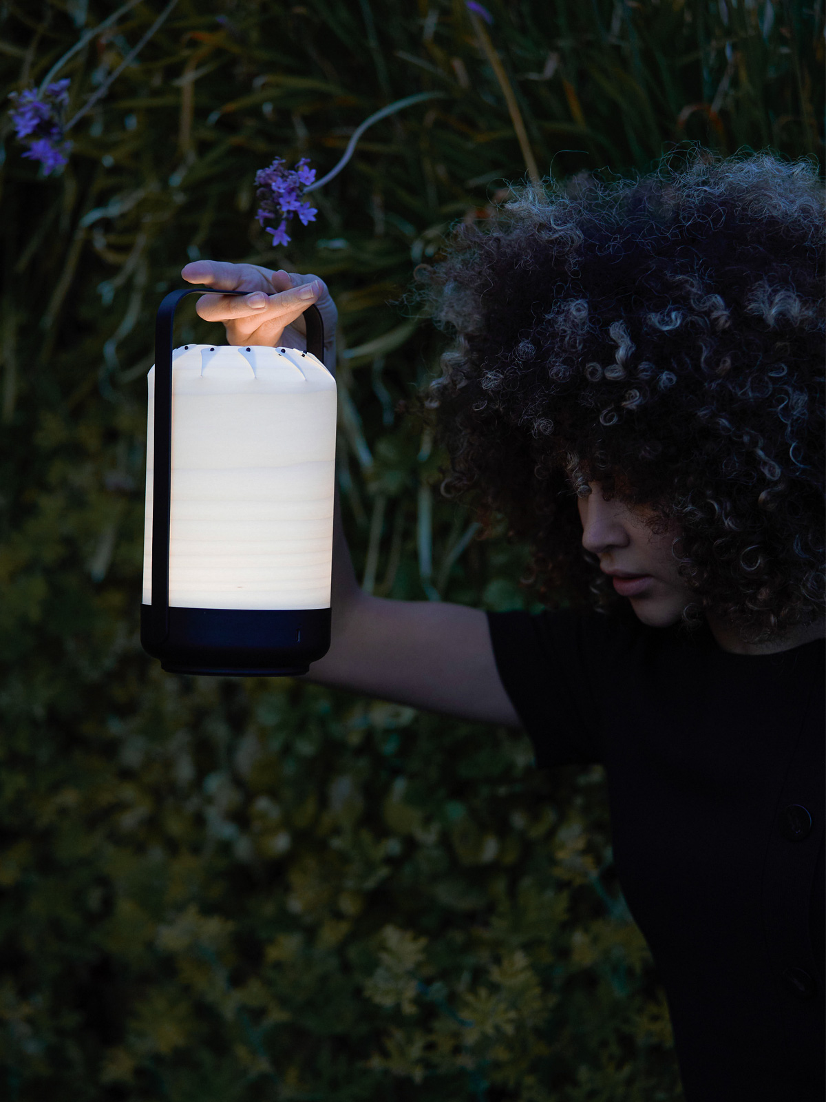 Chou mini tragbare Akku Leuchte von LZF Lamps DesignOrt Onlineshop Lampen Berlin Leuchten