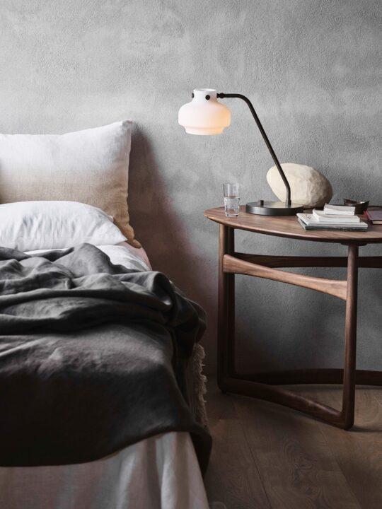 Copenhagen SC15 Tischleuchte Opalglas Designort