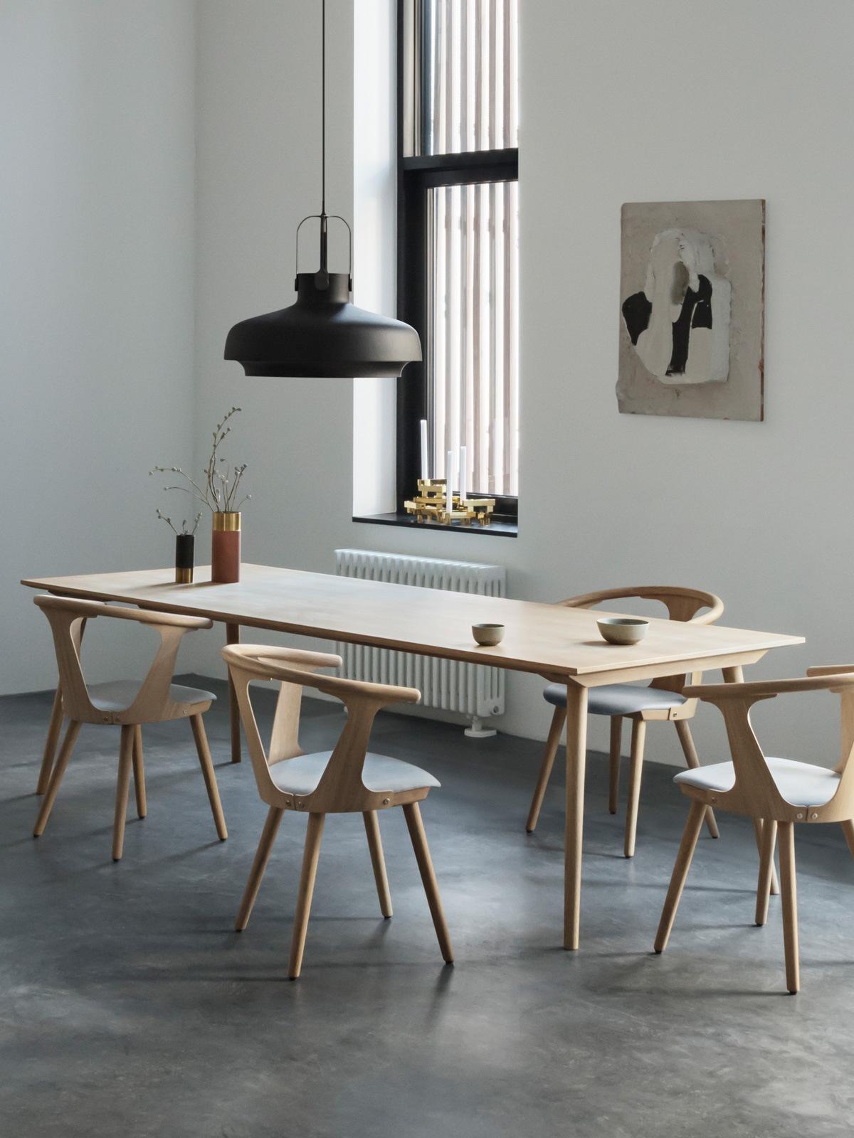 Copenhagen SC8 im Schwarz &tradition Designort Lampen Berlin