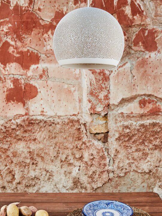 SpongeUp Pott Leuchten aus Keramik DesignOrt Berlin Lampen
