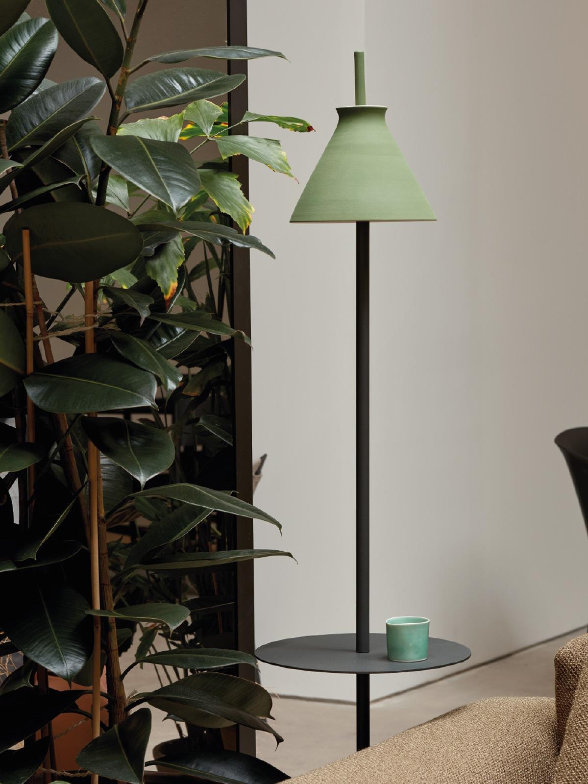 DesignOrt Blog: Die Designwelt von Pott Totana 20 Keramikleuchte Designort Berlin Lampen Onlineshop