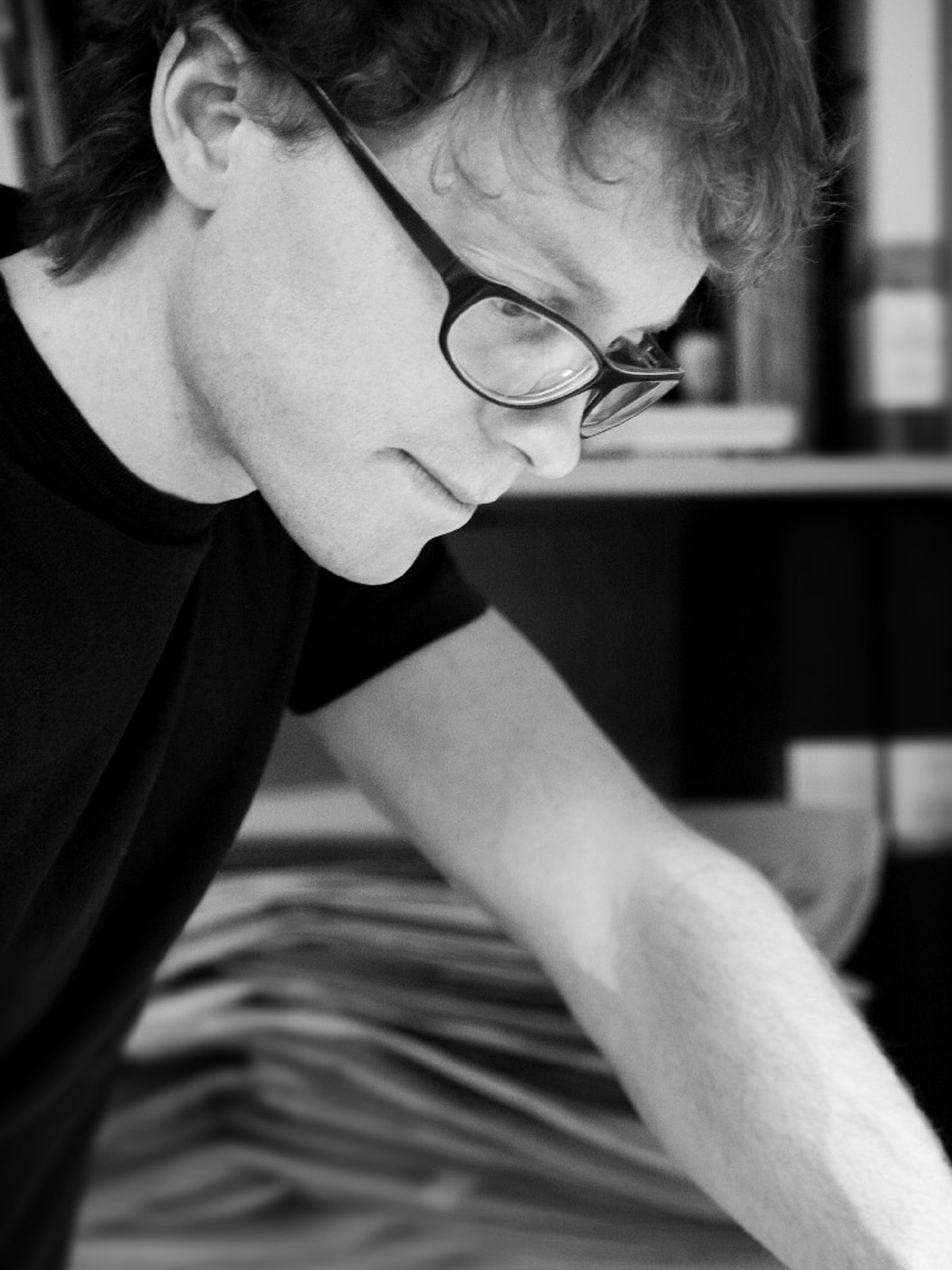 DesignOrt Blog Designer im Portrait Joakim Fihn in house Designer bei Belid aus Schweden