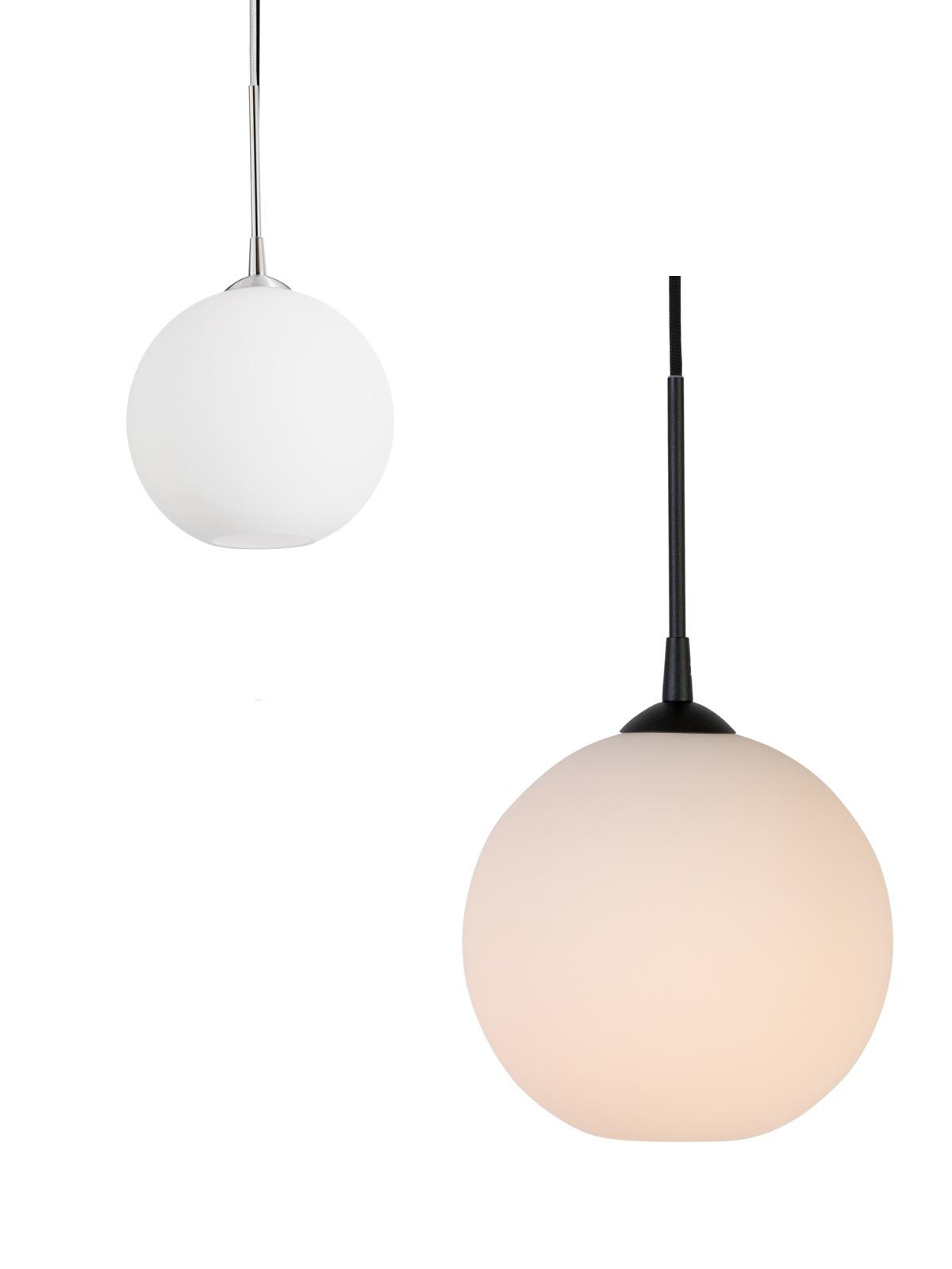 Capo Belid Glas Leuchte Milchglas Opalglas Belid DesignOrt Berlin Onlineshop