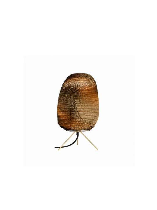 Ebey Table Lamp Natur Graypants Pappleuchte Tischlampe Designort