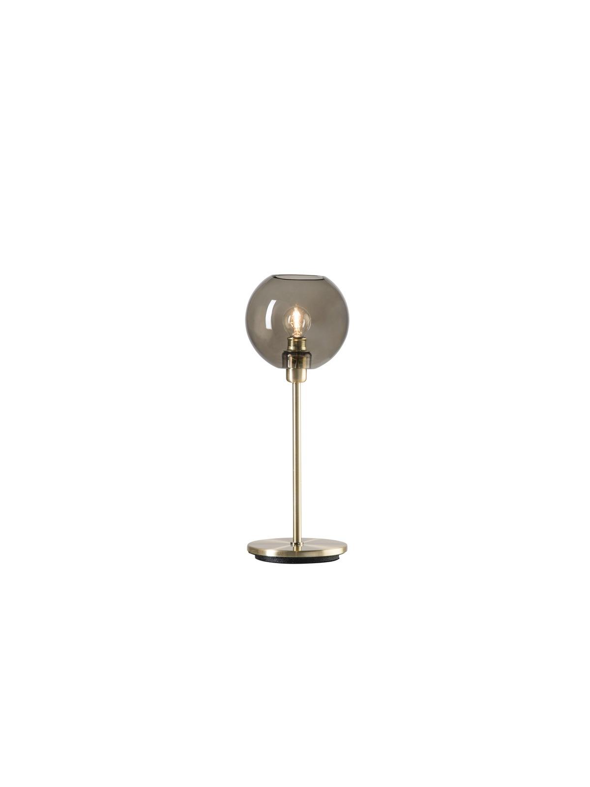 Belid Gloria T Tischleuchte mit Glasschirm DesignOrt Onlineshop Lampen Berlin