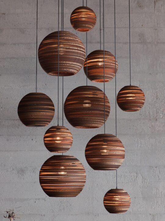 moon Scraplights natur Graypants Pappleuchten DesignOrt Onlineshop Berlin