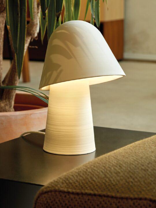 Okina Table Pott Tischlampe Designort