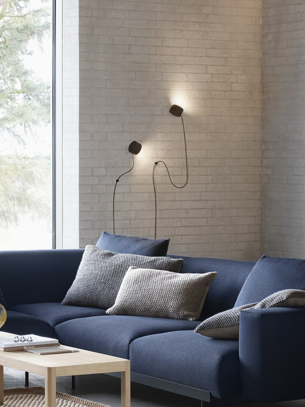 Post Wall Lamp muuto DesignOrt Berlin Lampen