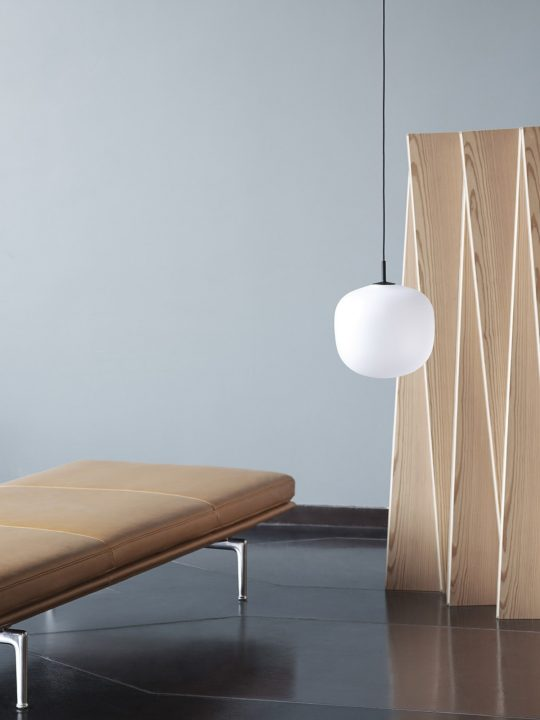 Rime Glas Leuchte muuto DesignOrt Lampen Berlin Onlineshop & Lampenladen
