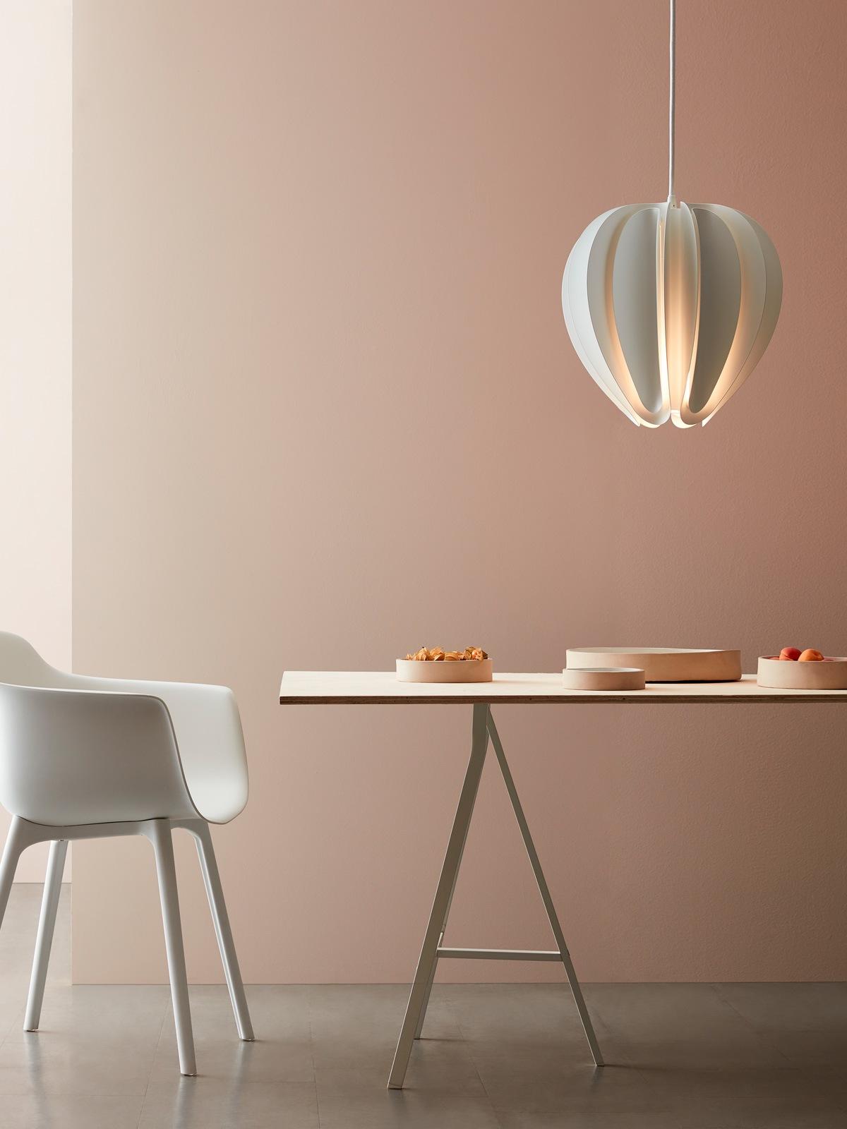 Florale Pendelleuchten Belid Tulip Pendelleuchte DesignOrt Lampen Berlin Onlineshop