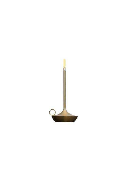 Graypants Wick aufladbare Lampe Kerze DesignOrt Lampen Berlin