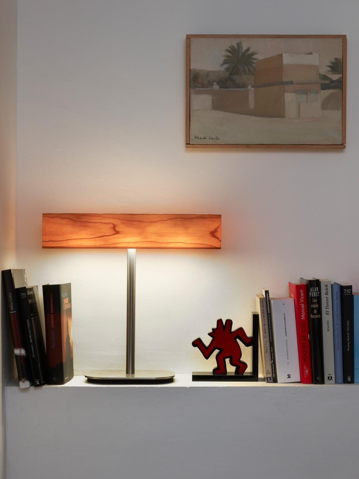 I Club M Tischleuchte LZF Lamps DesignOrt Lampen Berlin