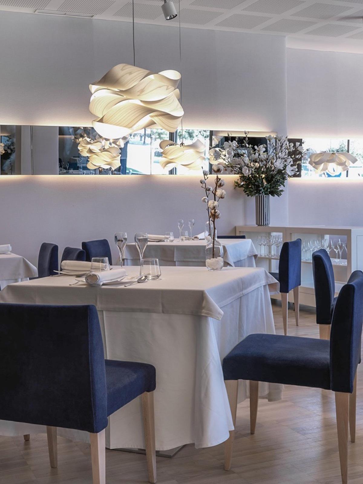 LZF Link Pendelleuchte Deko Gastronomie Designort Berlin Lampen