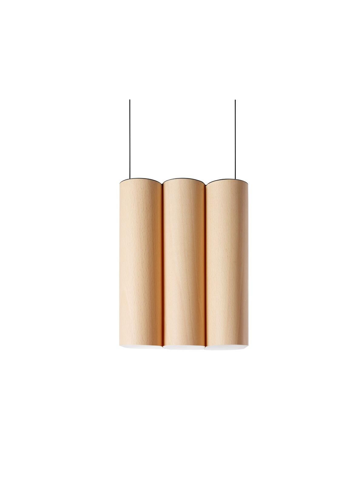 Timo Designerleuchte Holz LZF Lamps DesignOrt