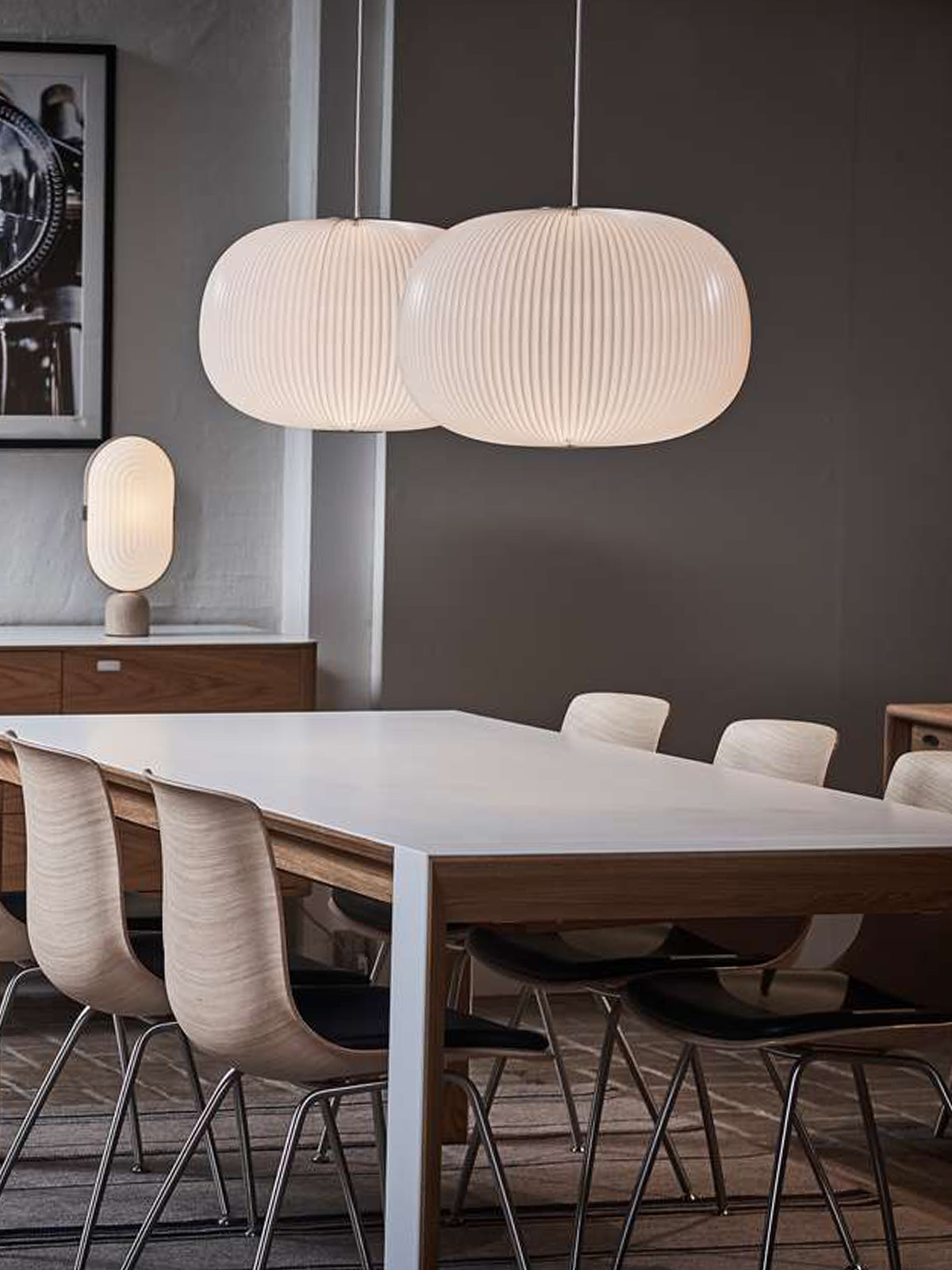 Le Klint Lamella 1 Pendelleuchte DesignOrt Lampen Berlin Onlineshop