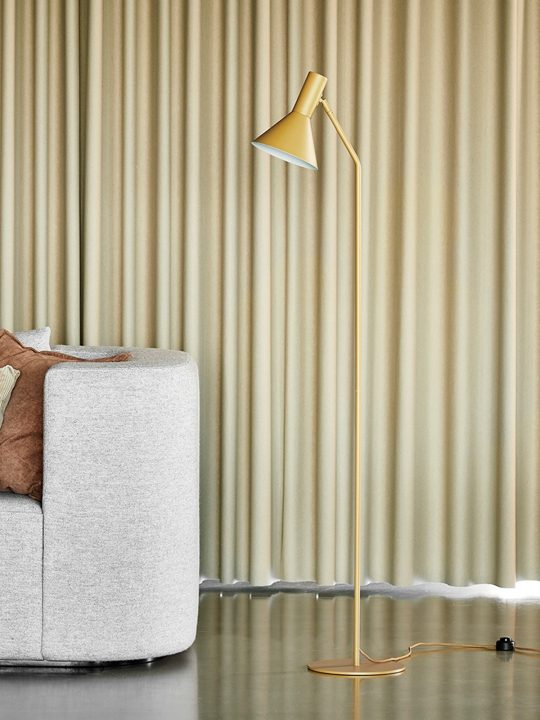 Lyss Floor Stehleuchte Frandsen DesignOrt Lampen Berlin Onlineshop
