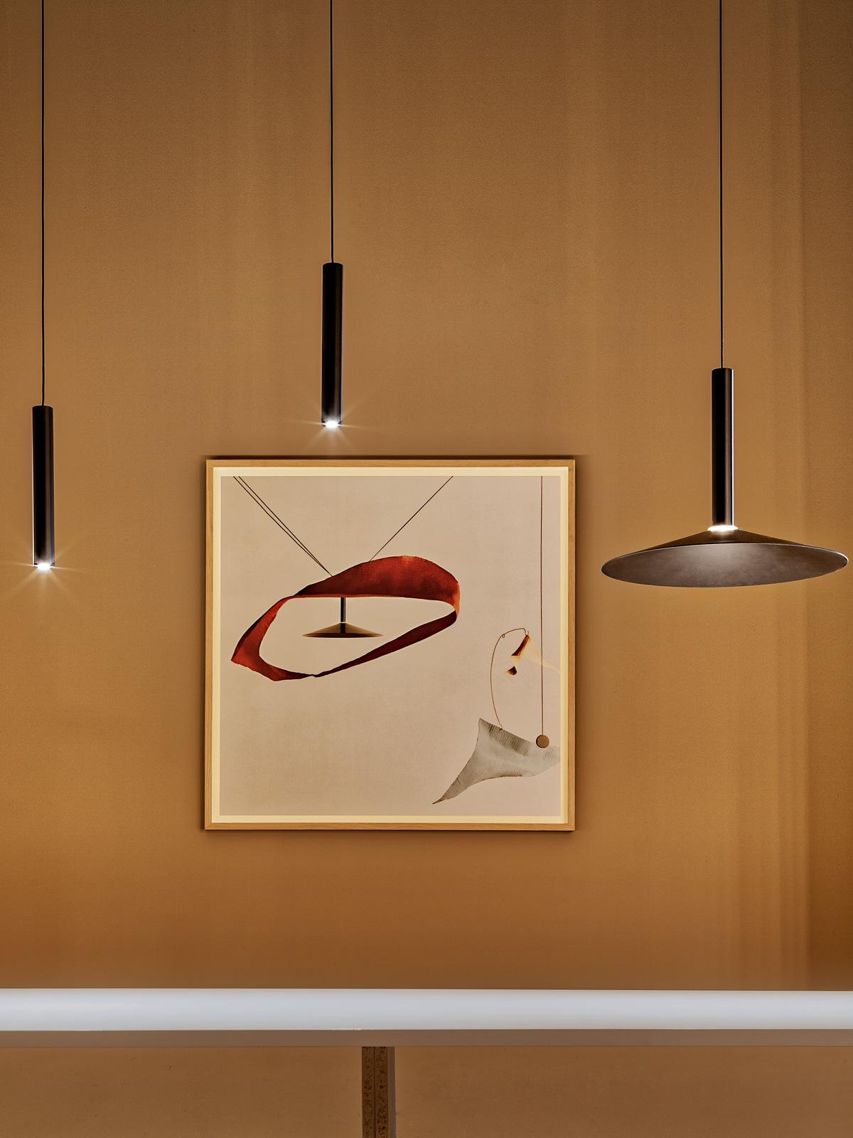 DesignOrt Blog: dekorative Spotlights Milana Leuchte Marset DesignOrt Lampen Onlineshop Berlin